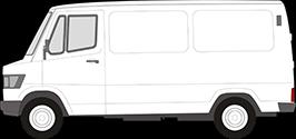 Mercedes T1 207-410D