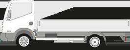 Nissan Cabstar Pritsche
