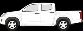 Isuzu D-Max 2WD