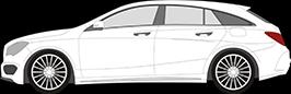 Mercedes CLA Kombi