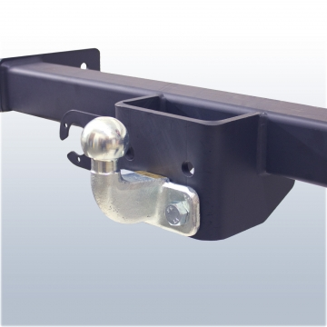 Anhängerkupplung für Nissan NV 400  Kasten/Kombi Heckantrieb mit Einzelbereifung (04.2010 - 10.2012)