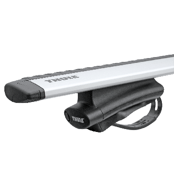 Dachträger Thule WingBar für Opel Corsa D Combo 02.2012 - 02.2015 Aluminium