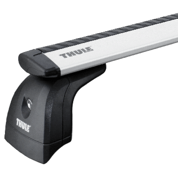 Dachträger Thule WingBar für Citroen Jumper 06.2006 - jetzt Aluminium