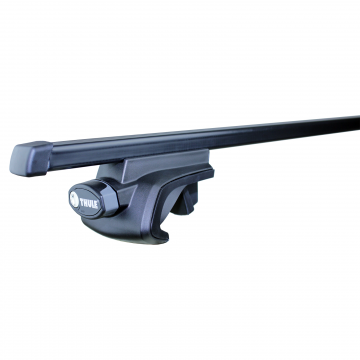 Dachträger Thule SquareBar für Ford Mondeo Turnier (Kombi) 01.1993 - 09.2000 Stahl