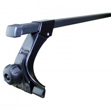 Dachträger Thule SquareBar für Nissan Patrol GR 01.1998 - 09.2004 Stahl