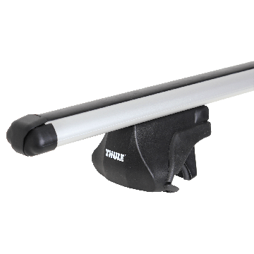 Dachträger Thule SmartRack für Mitsubishi Space Runner 10.1991 - 07.1999 Aluminium
