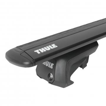 Dachträger Thule WingBar für Nissan X-Trail 07.2014 - jetzt Aluminium