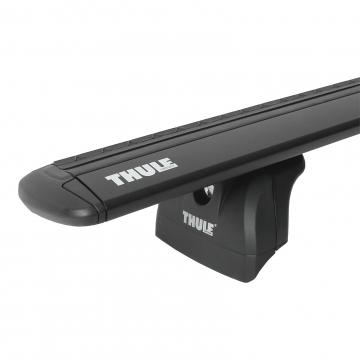 Dachträger Thule WingBar für BMW X1 10.2015 - jetzt Aluminium