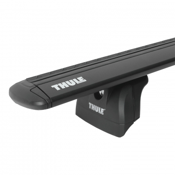 Dachträger Thule WingBar für Mercedes CLS Shooting Brake 10.2012 - jetzt Aluminium