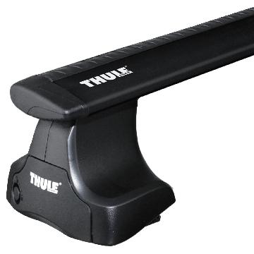 Dachträger Thule WingBar für Seat Toledo 03.2013 - 06.2015 Aluminium