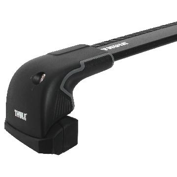Dachträger Thule WingBar Edge für Fiat Doblo 03.2010 - 02.2015 Aluminium