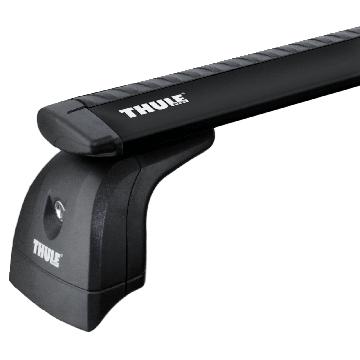 Dachträger Thule WingBar für VW T5 Aluminium