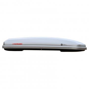 Dachbox Kamei Oyster 450 grau silber
