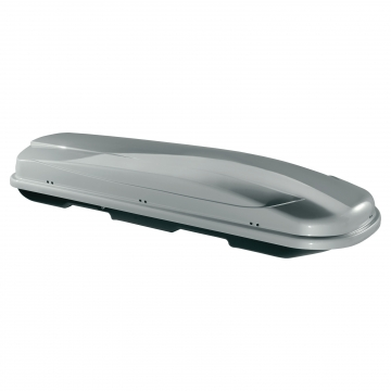 Dachbox Junior Xtreme 500 grau glänzend