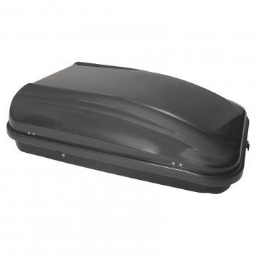 Dachbox Junior PRE 420 grau glänzend