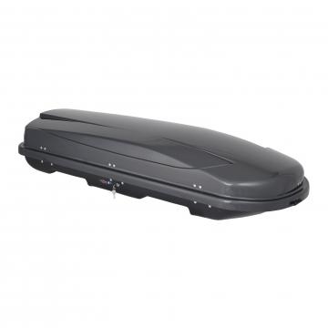 Dachbox Junior Xtreme 450 grau glänzend