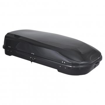 Dachbox Junior FL 580 schwarz glänzend