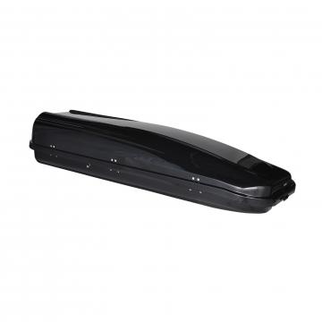 Dachbox Junior PRE 460 schwarz glänzend