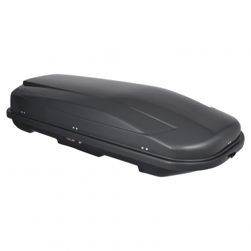 Dachbox Junior Xtreme 600 grau glänzend