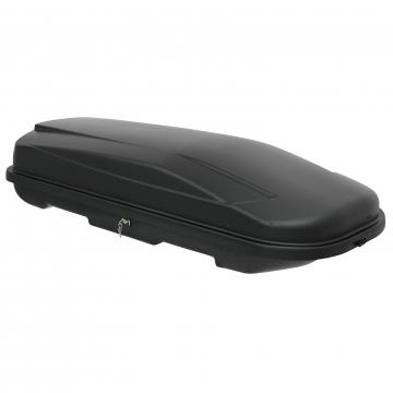 Dachbox Junior Xtreme 600 schwarz matt