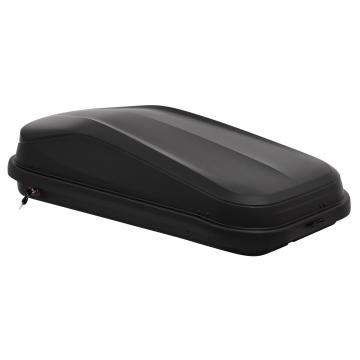 Dachbox Junior Easy 320 schwarz matt