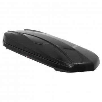 Dachbox Junior Strike 440 schwarz glänzend