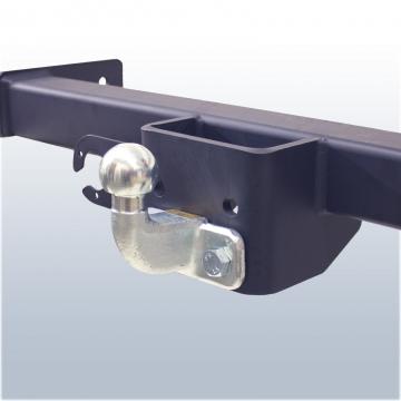 Anhängerkupplung für Mercedes Citan Kasten/Bus Typ 415 (10.2012 - jetzt) Fahrzeuglaenge 3937 mm