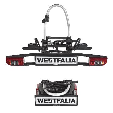 Fahrradträger Westfalia BC 60