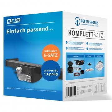 Komplettsatz: AHK und 13 pol. E-Satz für VW T4 ( 08.1998 - 04.2003 )