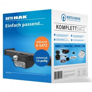 Komplettsatz: AHK und 13 pol. E-Satz für Renault Master ( 1998 - 12.2003 )