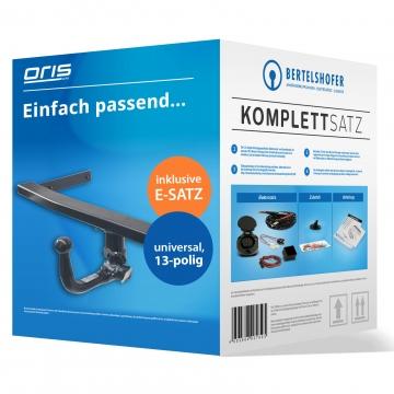 Komplettsatz: AHK und 13 pol. E-Satz für VW T5 (05.2003 - 08.2008)