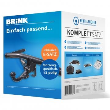 Komplettsatz: AHK und 13 pol. E-Satz für VW Golf VI Variant (Kombi) ( 08.2009 - jetzt )