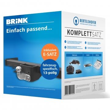 Komplettsatz: AHK und 13 pol. E-Satz für VW LT (28-35) ( 01.2000 - 04.2006 )