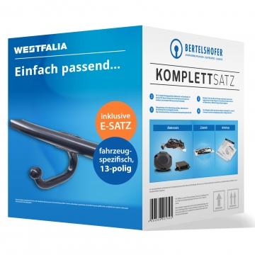 Komplettsatz: AHK und 13 pol. E-Satz für VW Touareg ( 10.2014 - jetzt )