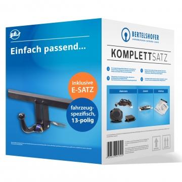 Komplettsatz: AHK und 13 pol. E-Satz für BMW Z4 Coupe ( 01.2006 - 04.2009 )