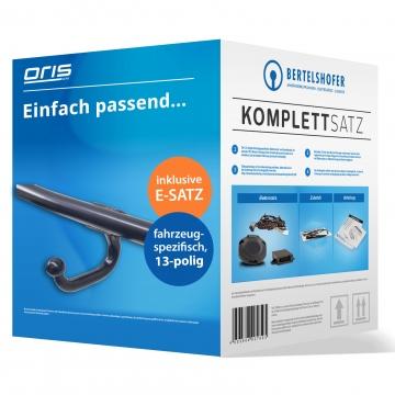 Komplettsatz: AHK und 13 pol. E-Satz für VW Vento ( 11.1991 - 09.1998 )