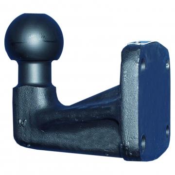 Universal-Kugelkopf 4-Loch 19mm höher