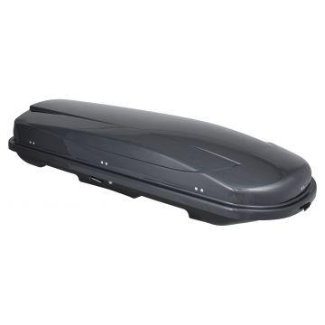 Dachbox Junior Xtreme 2 450 grau glänzend