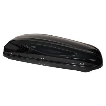 Dachbox Junior Altro 460 schwarz glänzend