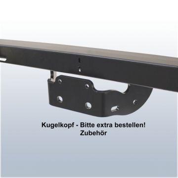 Anhängerkupplung für VW Crafter (04.2006 - 12.2016) Typ 2E Kasten / Bus 5t zul. Gesamtgewicht Radstand 4325mm