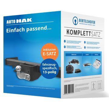 Komplettsatz: AHK und 13 pol. E-Satz für Opel Vivaro (06.2014 - 02.2019)