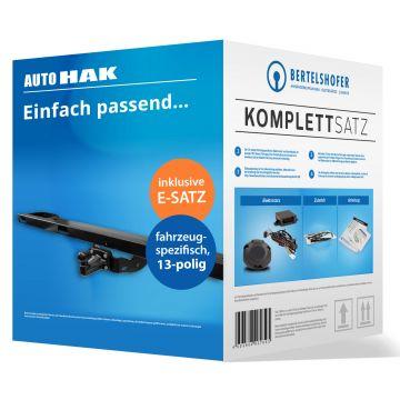 Komplettsatz: AHK und 13 pol. E-Satz für Fiat Ducato (02.2011 - jetzt)