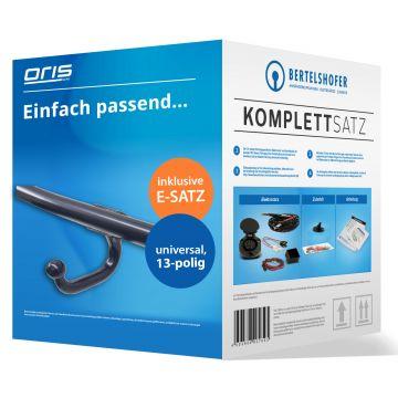 Komplettsatz: AHK und 13 pol. E-Satz für VW T3 Bus/Kasten/Pritsche (05.1979 - 08.1990)