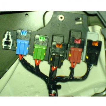 Elektrosatz für Opel Zafira B (07.2005 - jetzt)