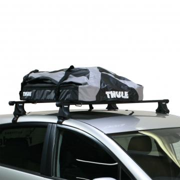 Dachbox Thule Ranger 90 schwarz/grau