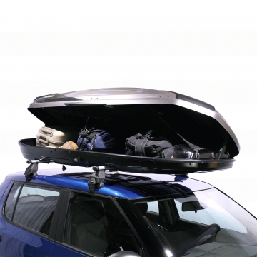 Dachbox Thule Excellence XT black schwarz titan