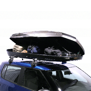 Dachbox Thule Excellence XT black schwarz titan