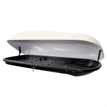 Dachbox Junior Altro 460 weiß
