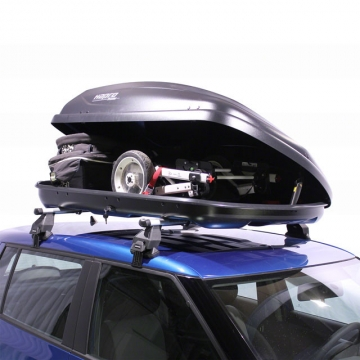 Dachbox Hapro Traxer 4.6 anthrazit