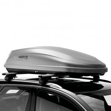 Dachbox Hapro Traxer 4.6 grau